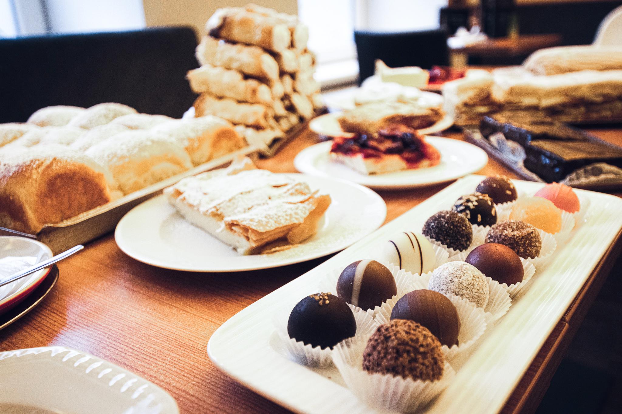 Mehlspeise Süßspeisen Cafe Konditorei Wien Tradition