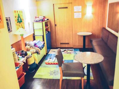 Spielecke für Kinder Restaurant Wien Cafe Konditorei Oberdöbling 1190