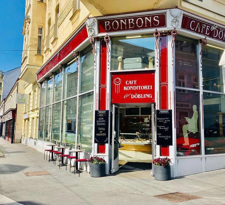 Cafe Konditorei Wien
